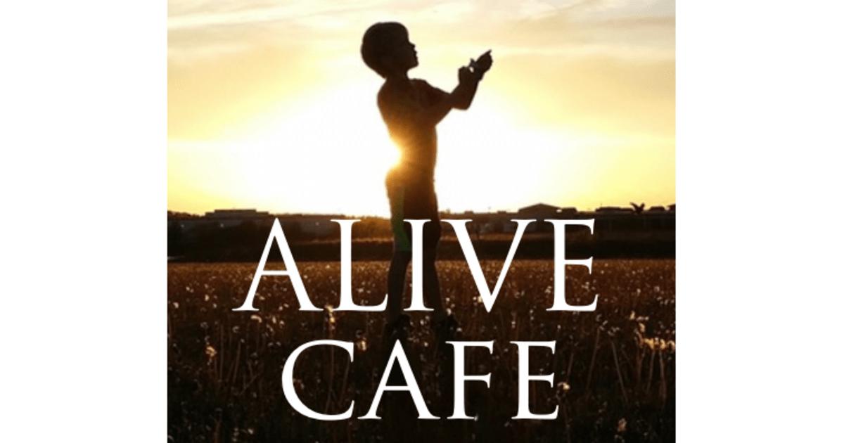 働く女性の気づきの場「ALIVE Cafe」-働く女性の気づきの場「ALIVE Cafe」教室ページの見出し画像
