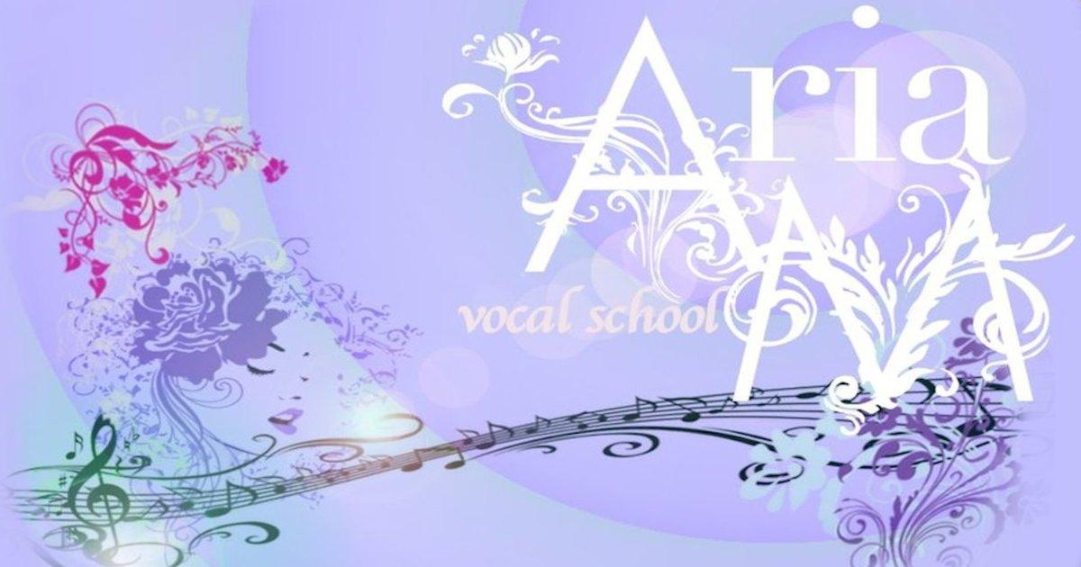 ボイストレーニング・ボーカルスクールAriaM(アリアム)-大阪〜神戸のボイトレ・ボーカルスクールAriaM教室ページの見出し画像