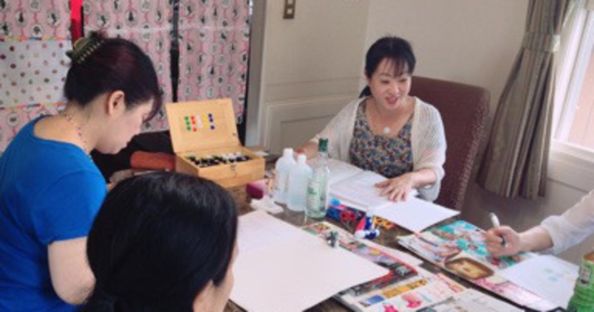 山下 美佐子の教室ページの見出し画像