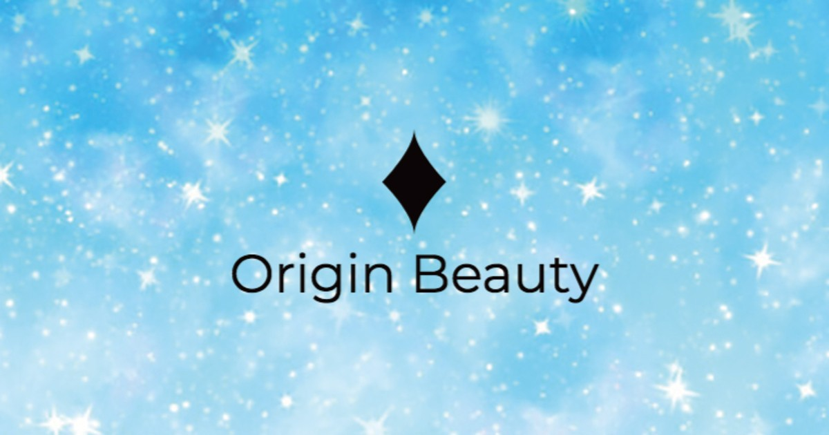 Origin Beautyの教室ページの見出し画像
