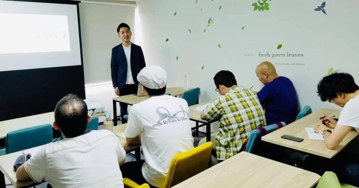 浦地 純也の教室ページの見出し画像