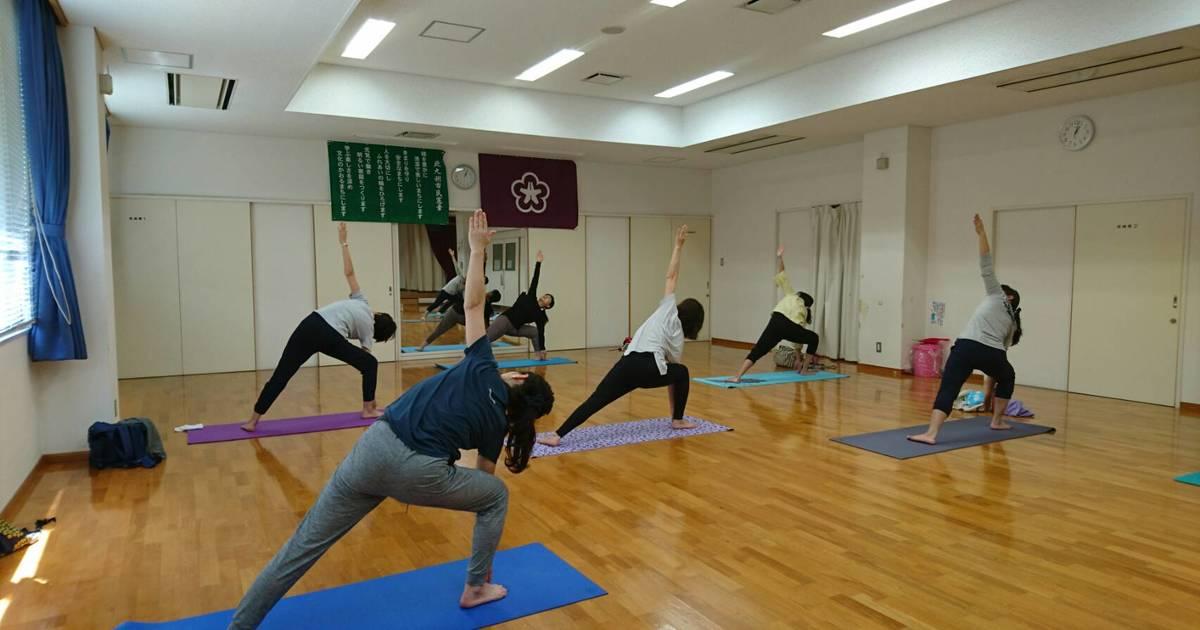 Masuda Shokoの教室ページの見出し画像