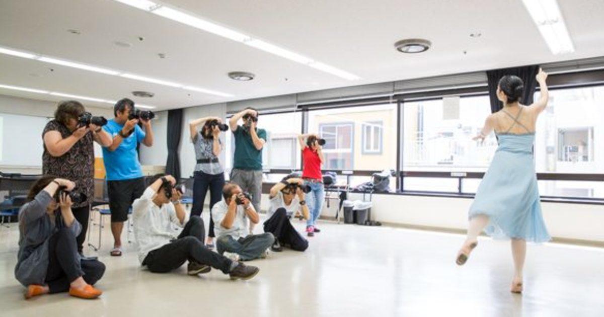 踊るカメラマンAKIRA (しみずあきら)の教室ページの見出し画像