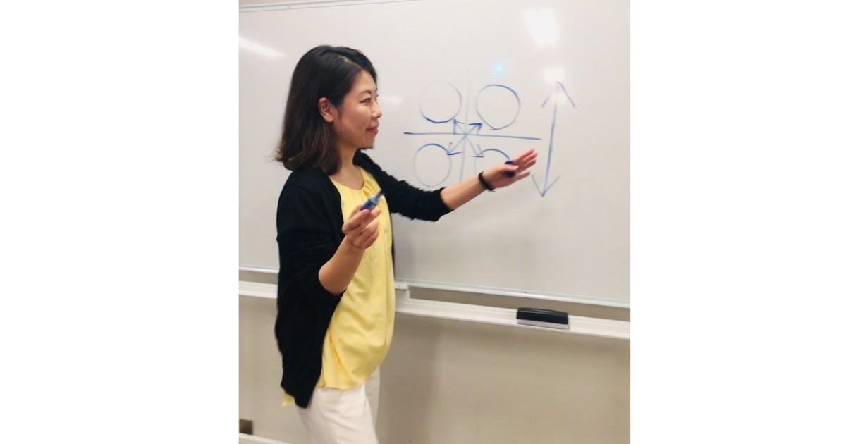 杉本 アンナの教室ページの見出し画像