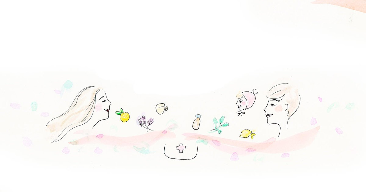 ママセラピスト Ayakoの教室ページの見出し画像