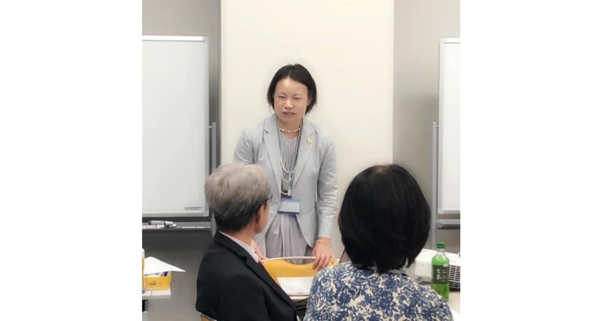 松村 真奈美の教室ページの見出し画像