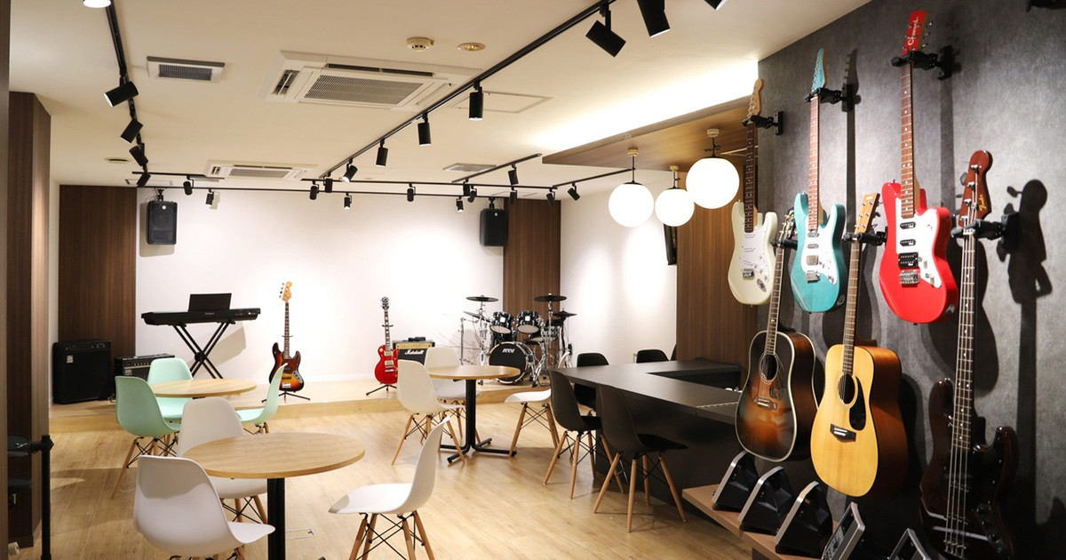 MUZYX[ミュージックス]-月額9,800円で通い放題の音楽教室「MUZYX」教室ページの見出し画像