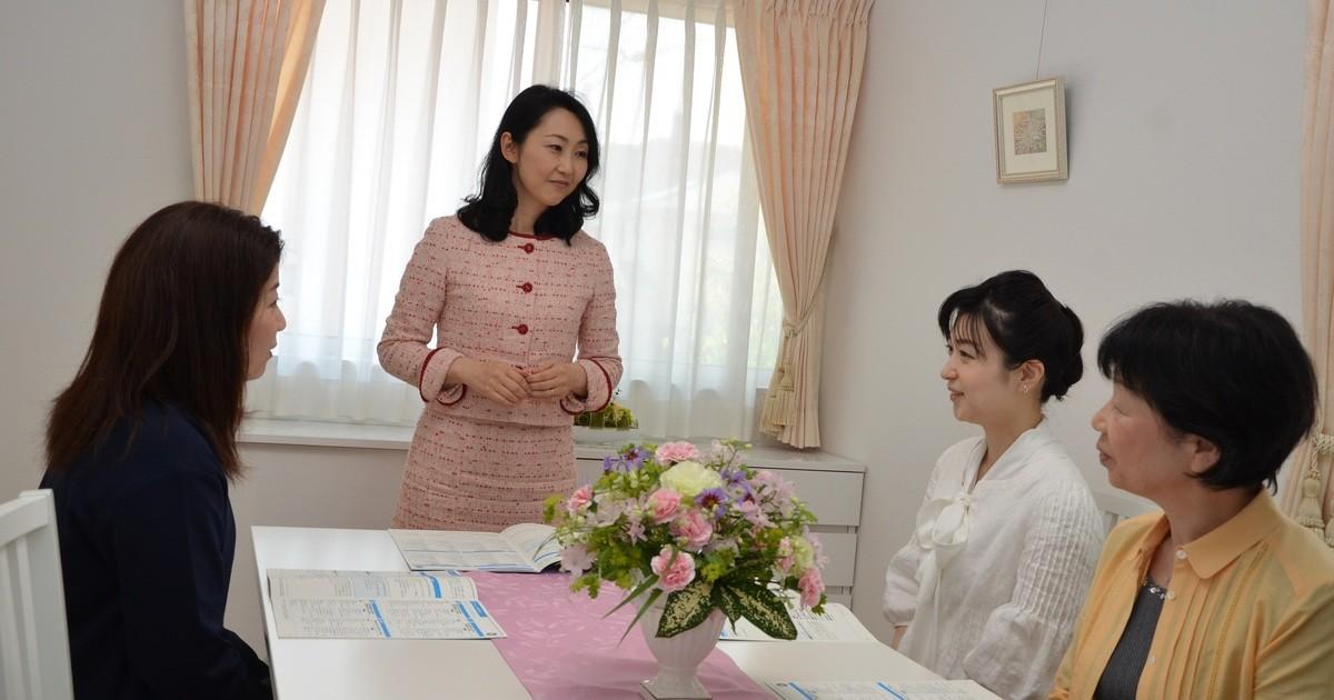 村山. 紀子の教室ページの見出し画像