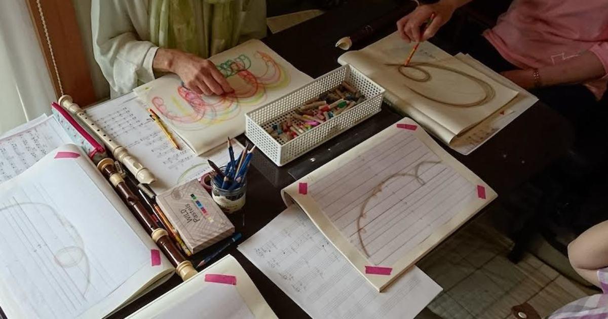 谷中 美香の教室ページの見出し画像