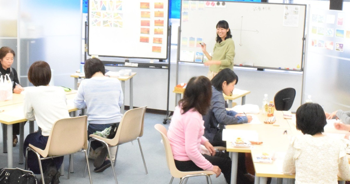 Hamabata Nozomiの教室ページの見出し画像