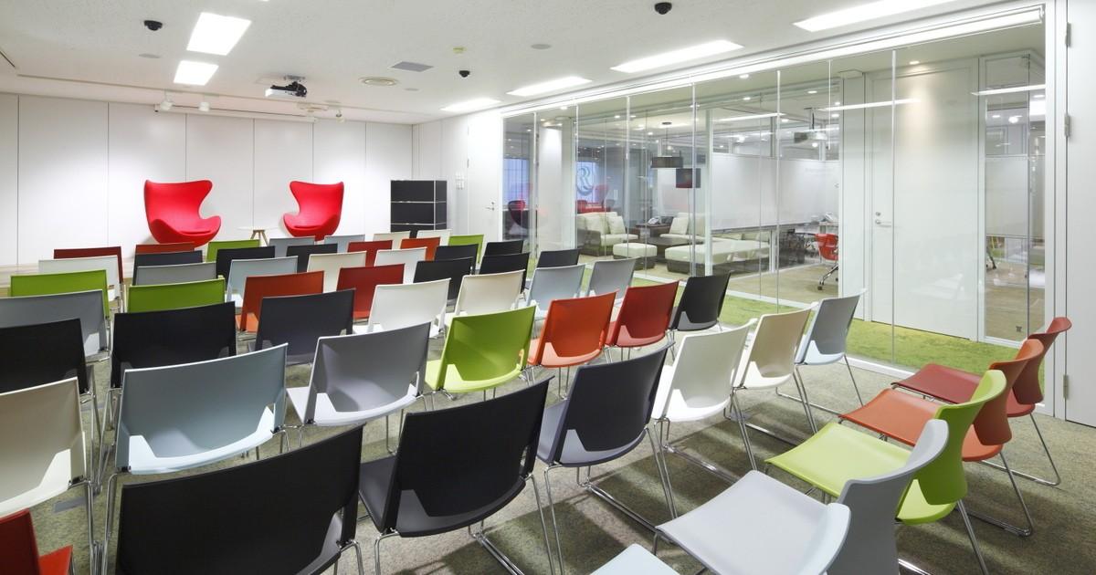 株式会社ナレッジソサエティ-【2名〜63名】九段下のセミナー・イベント開催地教室ページの見出し画像