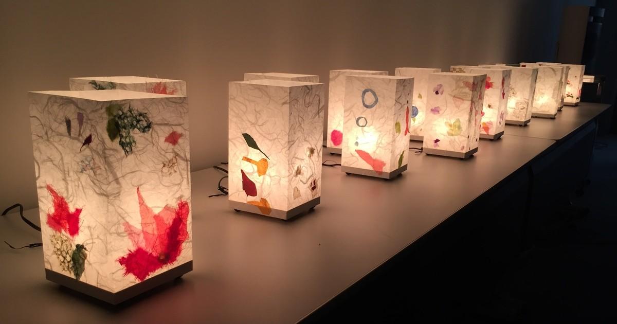 手づくりライト教室 PAPERMOON(ペーパームーン)-光を替えれば、貴方が変わる!手作りのランプ講座教室ページの見出し画像