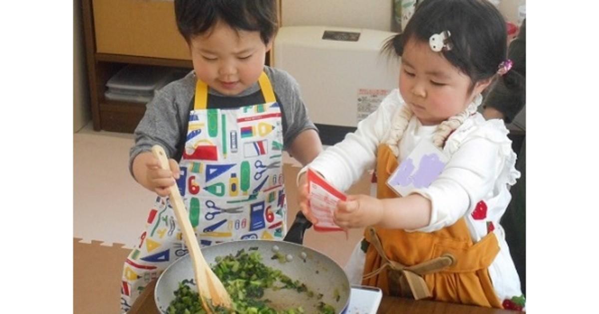 NPO法人子育てkitchenグループ-2歳~の親子料理教室「子育てKitchen」教室ページの見出し画像