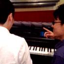 櫻井大輝 ピアノレッスンの講座の風景