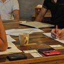 ブランディング相談会(課題と方向性を明確にする)の講座の風景