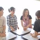 Yoshiko's Kitchenの講座の風景