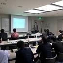 東京グローバルモーニングの講座の風景