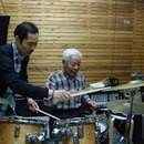 高橋正博ドラム教室の講座の風景
