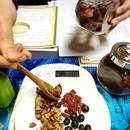 楽しく漢方を学ぶ*薬膳茶ブレンド講座の講座の風景