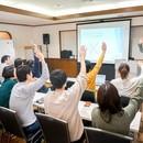 グローバルに活躍!超実践的ビジネス英語コーチングの講座の風景