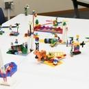 レゴ®シリアスプレイ®メソッドと教材活用したワークの講座の風景