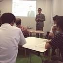起業という働き方を選択肢の一つにしませんか?の講座の風景