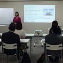 グローバル人材を育成する世人塾の講座の風景