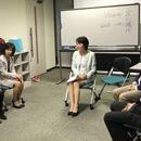 プロ講師・経営者向け「伝わる声・話し方講座」の講座の風景