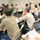 一歩先を目指すビジネスパーソンの資料作成スクールの講座の風景