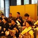 簑田弘大三味線教室の講座の風景