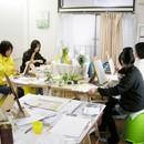 絵画教室ルカノーズの開催する講座の風景