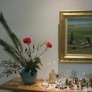 せたがや文化教室(花と料理と着物の癒しの空間)の講座の風景