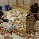 EduQ親子マッサージ教室~Tsunagu~の講座の風景
