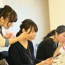 【入門】若返りのセルフスキンケア/化粧品の知識の講座の風景