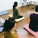 瞑想の実りを一人でも多くの人にの講座の風景