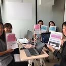 起業女性のためのパソコン教室 イエロー・ムーンの講座の風景