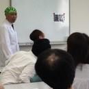 初心者でも整体師になれる!福寿式整体 体験会の講座の風景