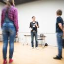 役者の為のトレーニングスタジオ「CREACT クリアクト」の開催する講座の風景