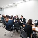 日本妊活協会の開催する講座の風景