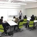 アウトプットディレクター 柳川 昂輝の講座の風景