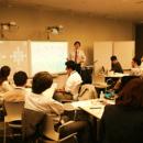 スタートアップ、事業開発、イノベーターのためのビジネスモデルデザイン講座の開催する講座の風景