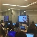 Fellows Creative Academyの開催する講座の風景