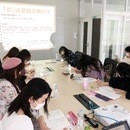 飯塚美香の講座の講座の風景