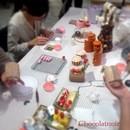 大人可愛い粘土教室「ショコラノワール」の講座の風景