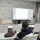 カウンセラー向け集客&顧客獲得型ホームページ構築の講座の風景