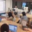 初めての動画マーケティング!集客力アップの動画戦略の講座の風景