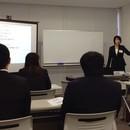 一般社団法人日本ビジネスメール協会の開催する講座の風景