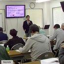 日本一やさしく不動産投資を学べる会の講座の風景