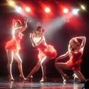 プログレスESL/東京バーレスクダンス アカデミーの講座の風景