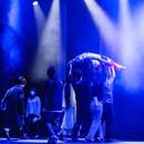 ミュージカル劇団「カスタリア」の開催する講座の風景